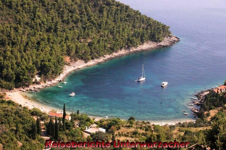 Erste Womo-Tour – Kroatien – Teil 2
