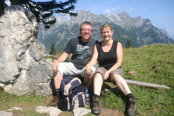 Rupert und Sonja Unterwurzacher