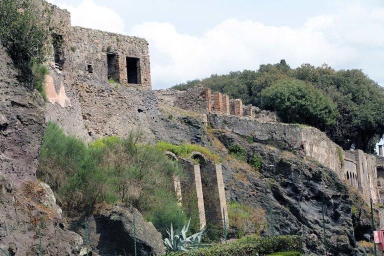 Pompeji: Gut erhaltene Reste der verschütteten Stadt
