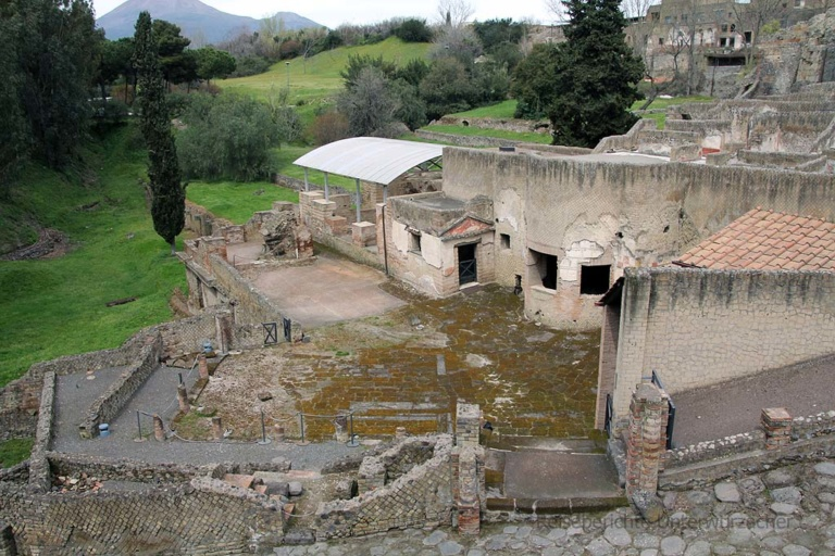 Pompeji - Ausgrabungen ...