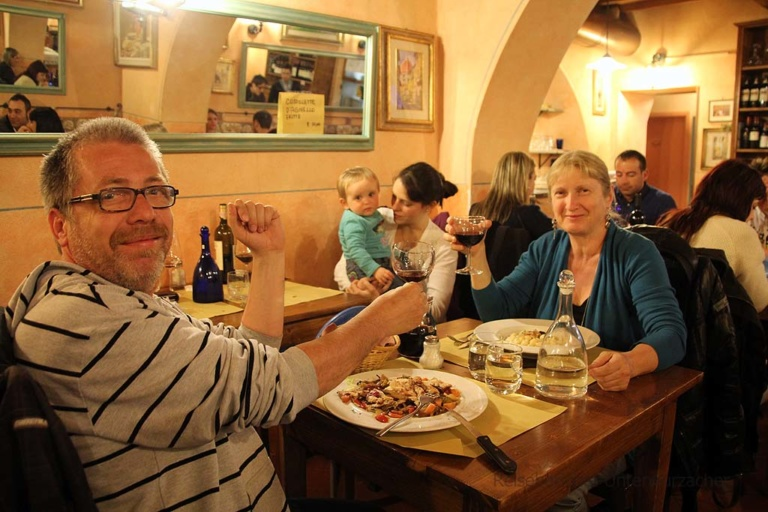 Köstlichkeiten in und aus der Toskana