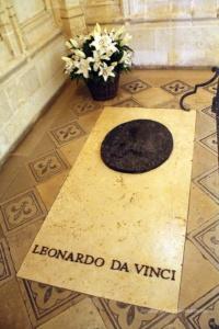 Grab von Leonardo da Vinci