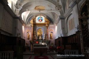 Eglise de l'Annonciation in Corte