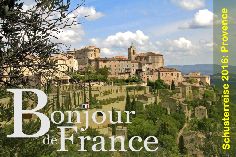 Read more about the article Provence – Teil 1