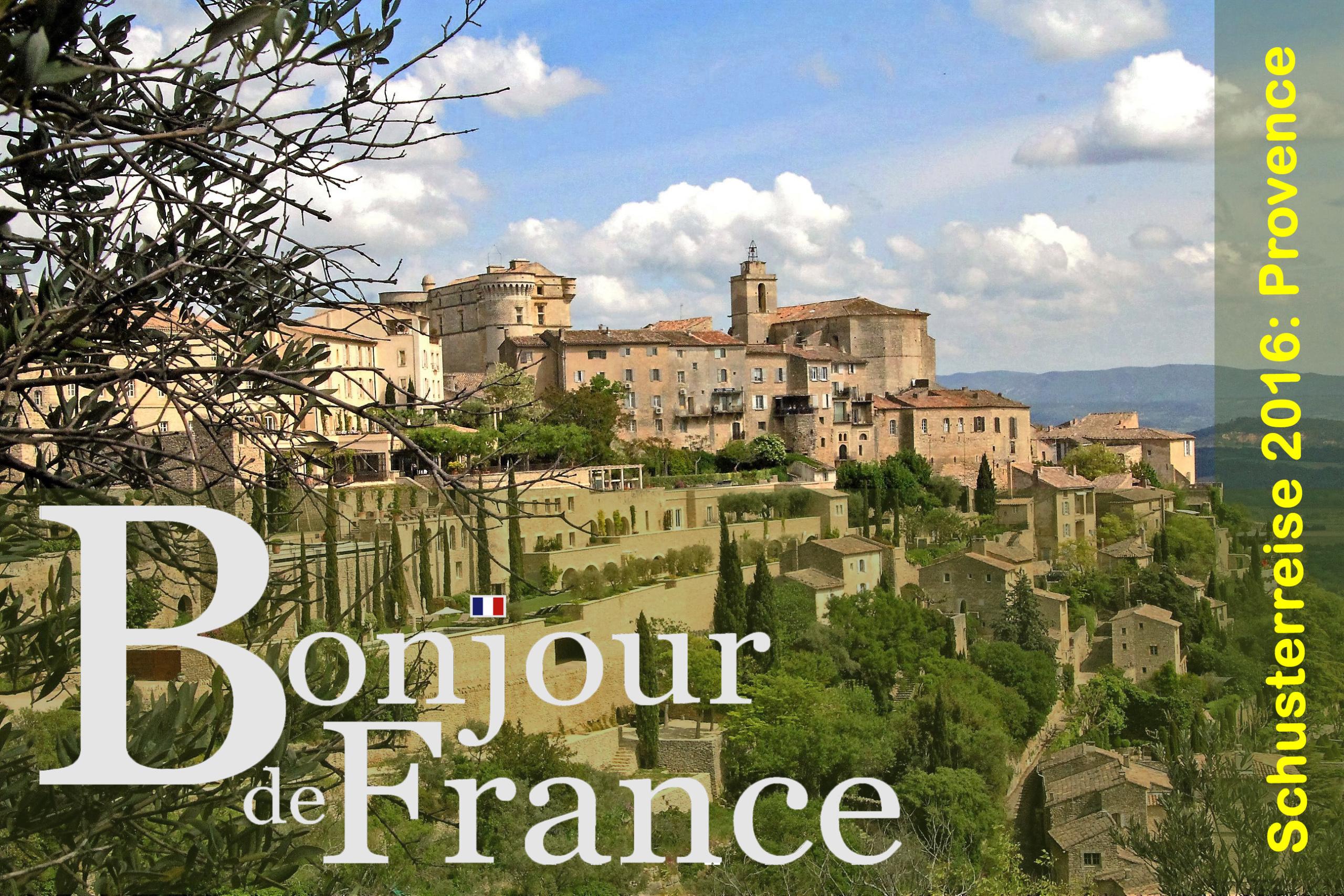 Provence – Teil 1