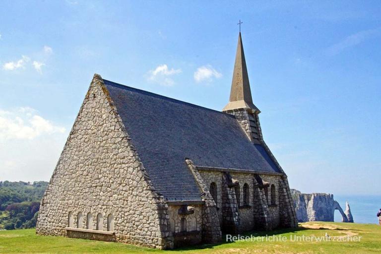 Kapelle Notre-Dame de la Étretat ...