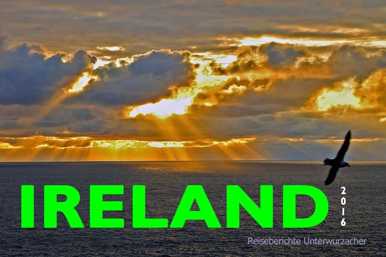 Irland: Forty Shades of Green – Teil 1