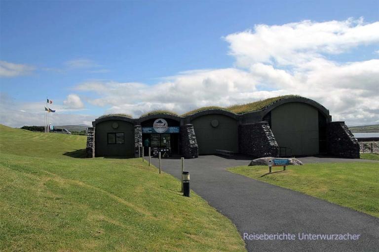 The Skellig Experience - Besucherzentrum