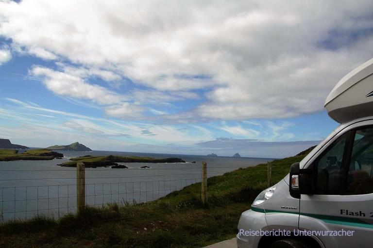 Wanderparkplatz Bray Head auf Valentia Island