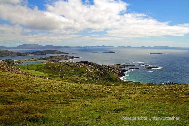 Ring of Kerry - so stellt man sich Irland vor ...
