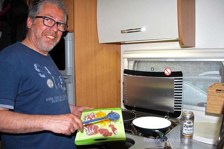 Küchenmeister Rupert ...