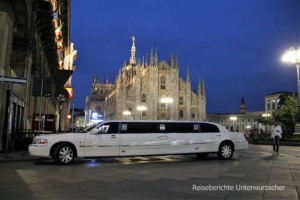 Mailand - die Stadt der Schönen und Reichen ...