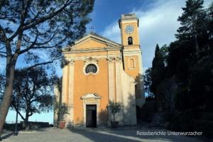Kirche von Eze ...