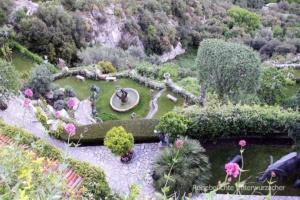 Eze - sehenswerter Hotelgarten ...