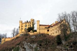 Schloss Hohenschangau ...
