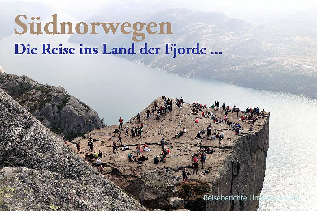 Read more about the article Südnorwegen: Land der Fjorde – Teil 1