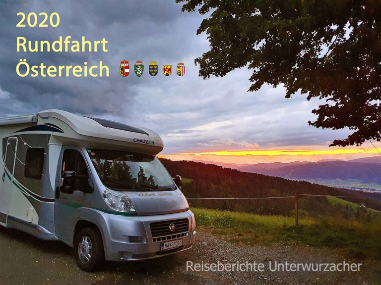 Read more about the article Österreich Rundreise – Teil 1