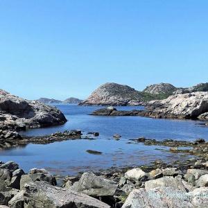 Herrliche Landschaft am Südkap Norwegens: Kap Lindesnes und Lindesnes Fyr