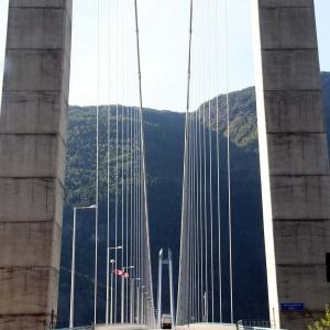 Immer wieder - beeindruckende Brücken ...