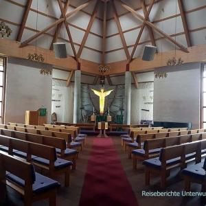 Kirche von Norheimsund ...