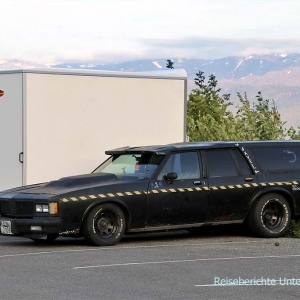Norwegischer Leichenwagen ?