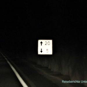 Lærdalstunnel - Längster Straßentunnel der Welt: 24,51 Kilometer