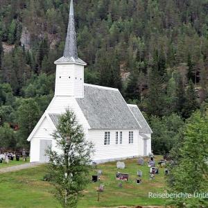 ... immer wieder schöne weiße Kirchen ...