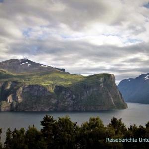 ... sagte ich schon mal, dass es in Norwegen schöne Landschaften gibt ?