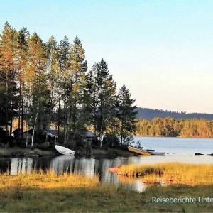 ... Schweden ist auch sehr schön ...