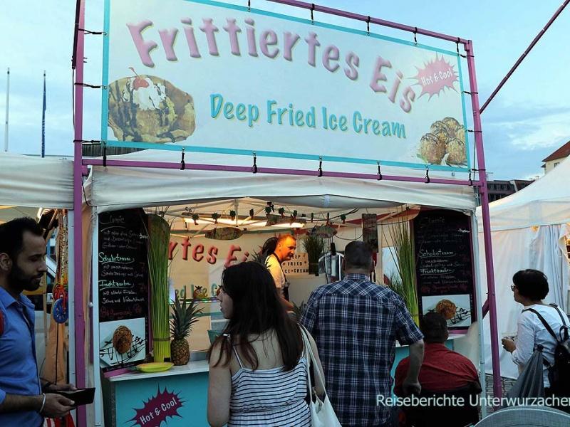 ... es gibt fast nichts, was es nicht gibt - Street Foot Festival in Dresden ...