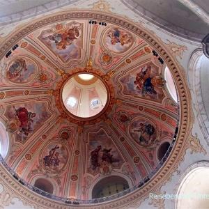 Kuppel der Frauenkirche ...
