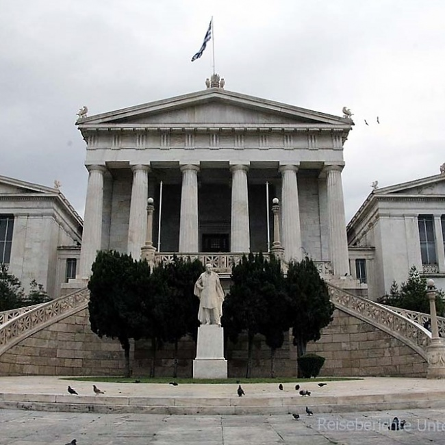 Nächster griechischer Tempel dessen Name mir leider ebenfalls entfallen ist ....
