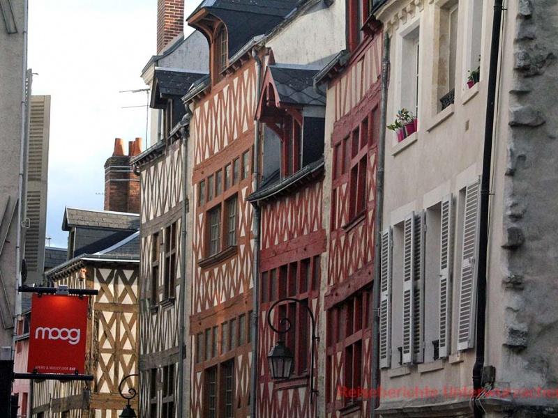 Altstadt Orléans ...