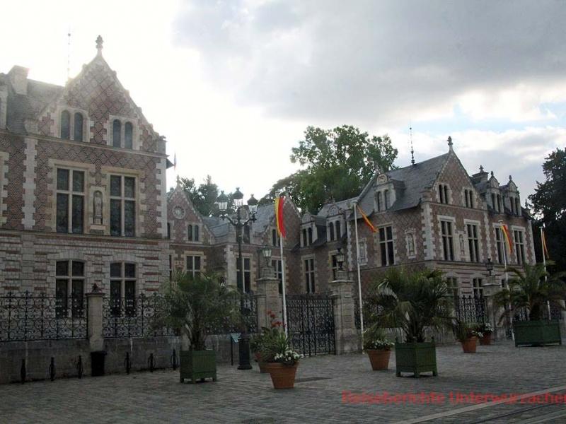 Das Renaissance Hotel Groslot ...