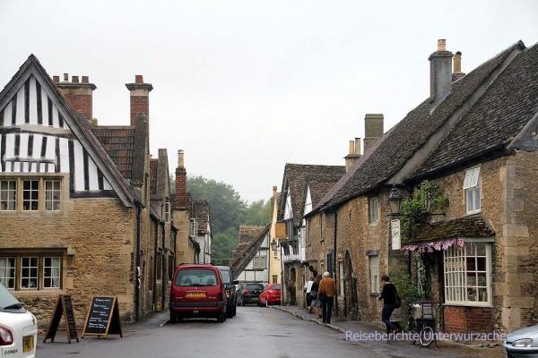 Lacock - eines der schönsten Dörfer Englands ...