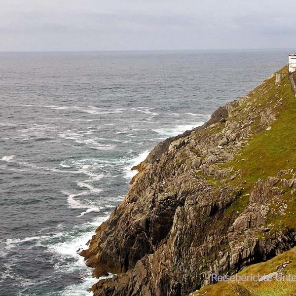 Irland's südwestlichster Punkt: Mizen Head ...