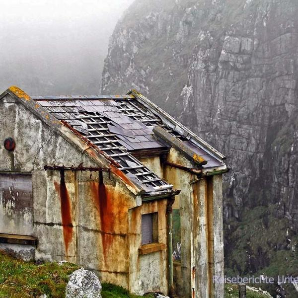 Mizen Head - eine der einsamsten Gegenden Irlands ...