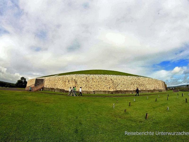 UNESCO Weltkulturerbe - Newgrange ...
