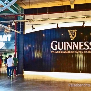The Guinness Storehouse ....