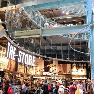 Guinness Storehouse - Besichtigung auf vielen Ebenen ...