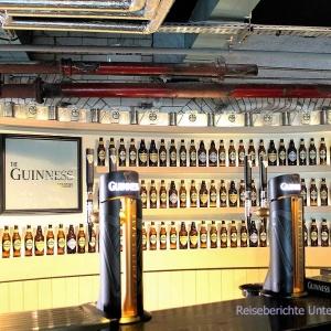 Guinness ist nicht gleich Guinness ...