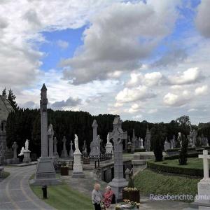 Friedhof von Dublin ...