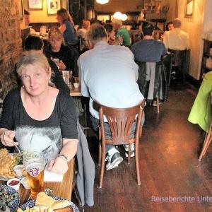 Ausgezeichnetes Essen auch in Dublin: Sensationelle Muscheln ...