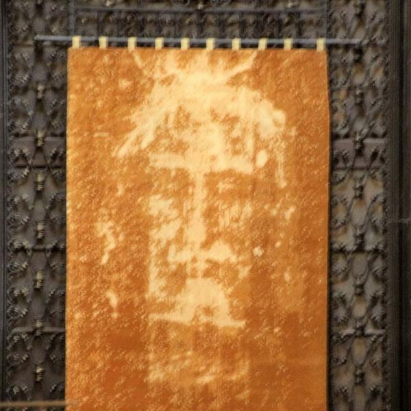 """Das echte Turiner Grabtuch wird nur alle """"heiligen Zeiten"""" hergezeigt ..."""
