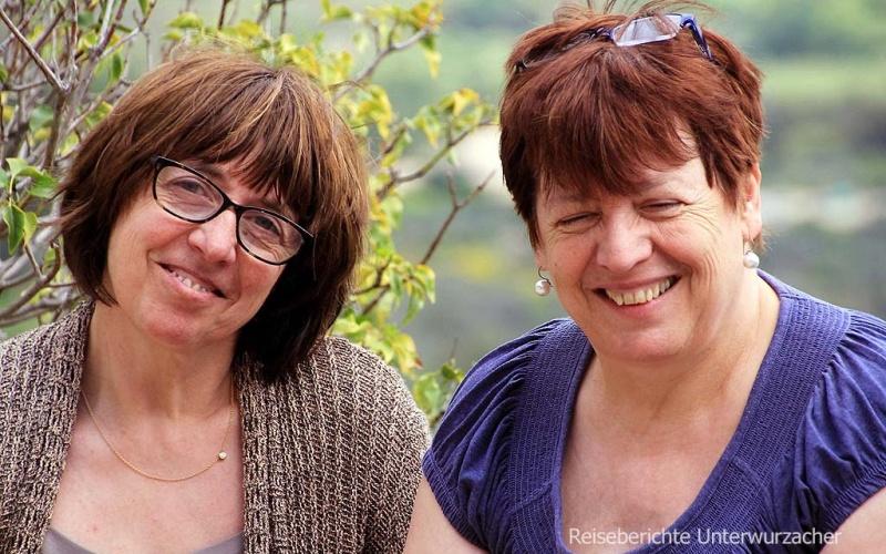 ... die zwei Schwestern ...