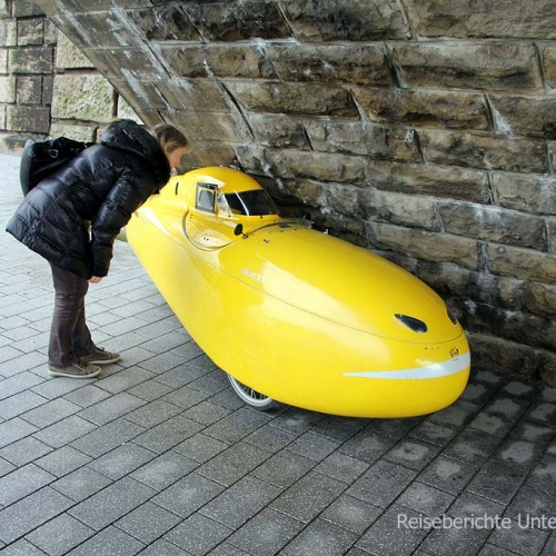 """""""Ywlllow Submarine"""" (?) aus Holland ..."""
