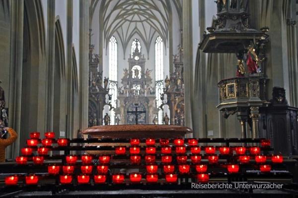 St. Ulrich Kirche ...