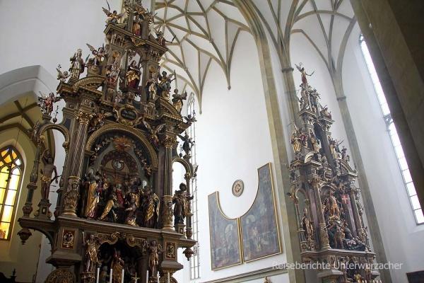Altar St. Ulrich Kirche in Augsburg