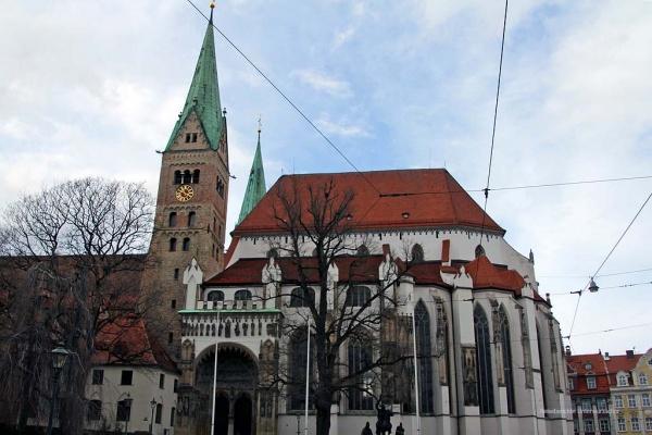 Mariendom in Augsburg