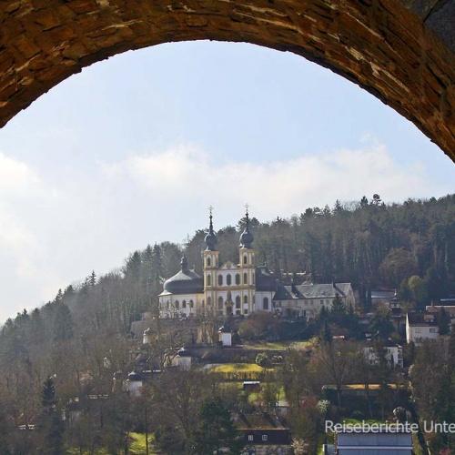 Würzburg: Kapuzinerkloster Nikolausberg